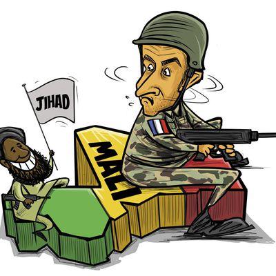 France/Mali: Les Autorités françaises rejettent en bloc les «accusations d'abandon du Mali».