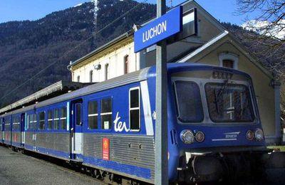"""Ligne SNCF Montréjeau-Luchon : la coordination """"CDRIC"""" écrit au Premier ministre Jean Castex"""