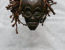 Soclages Plexi / Masques Africains