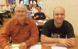 Lyon 2014 : Christian devance Julien