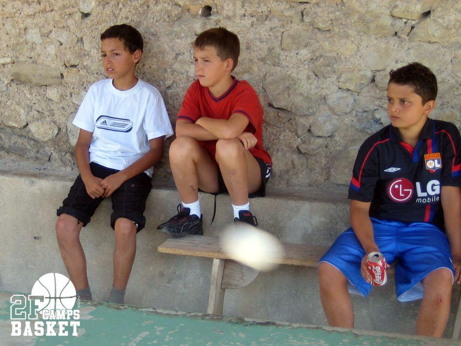 Album - Camp-2007---petits