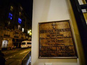 Église des Trois-Saints Docteurs, rue Pétel, Paris XV°