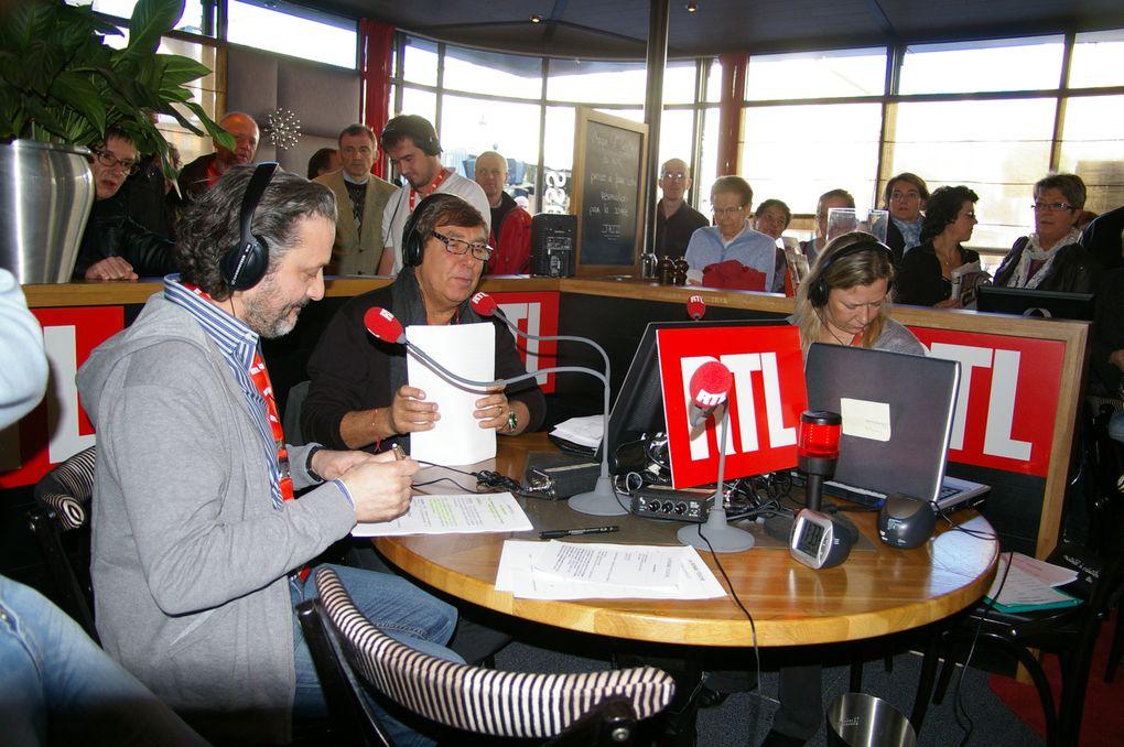 à l'occasion du concert de la Bretonne Nolwenn Leroy, à Rennes, RTL était en direct du Café de la Paix, ce samedi 22 octobre.