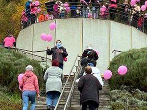 Octobre Rose 2020 à Algrange