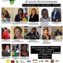 CENTRAFRIQUE: REUSSIR AVEC LES AUTRES