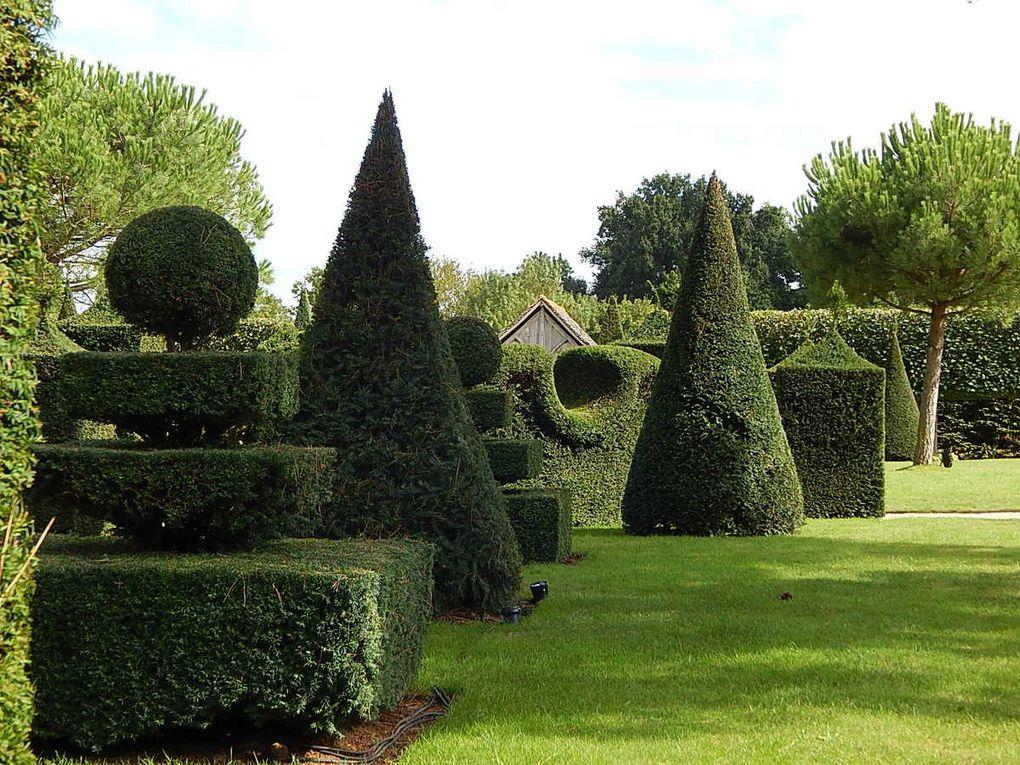 dans les jardins de William Christie