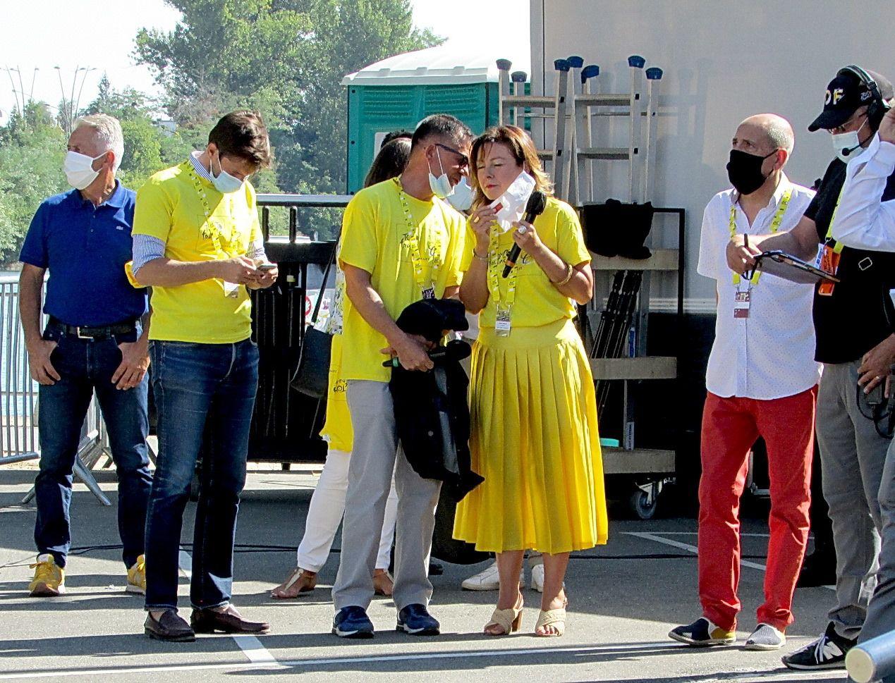 Le député Joël Aviragnet était aussi avec Carole Delga, samedi, à Cazères (Photo : Facebook)