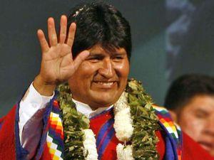 Radio-Canada / Morales aurait été facilement réélu à la présidence de la Bolivie