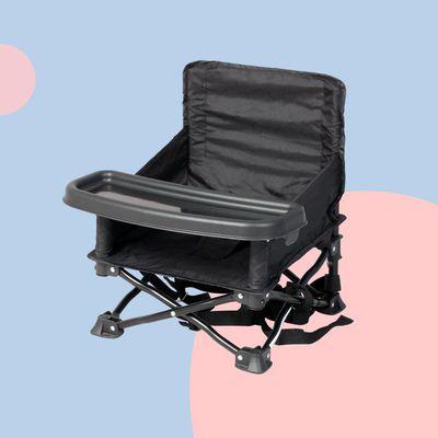 On a testé et adopté la Chaizounette de Bambisol, rehausseur et chaise évolutive nomade pour enfant  !