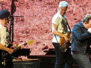 U2 -Philadelphie Etats-Unis -18-06-2017