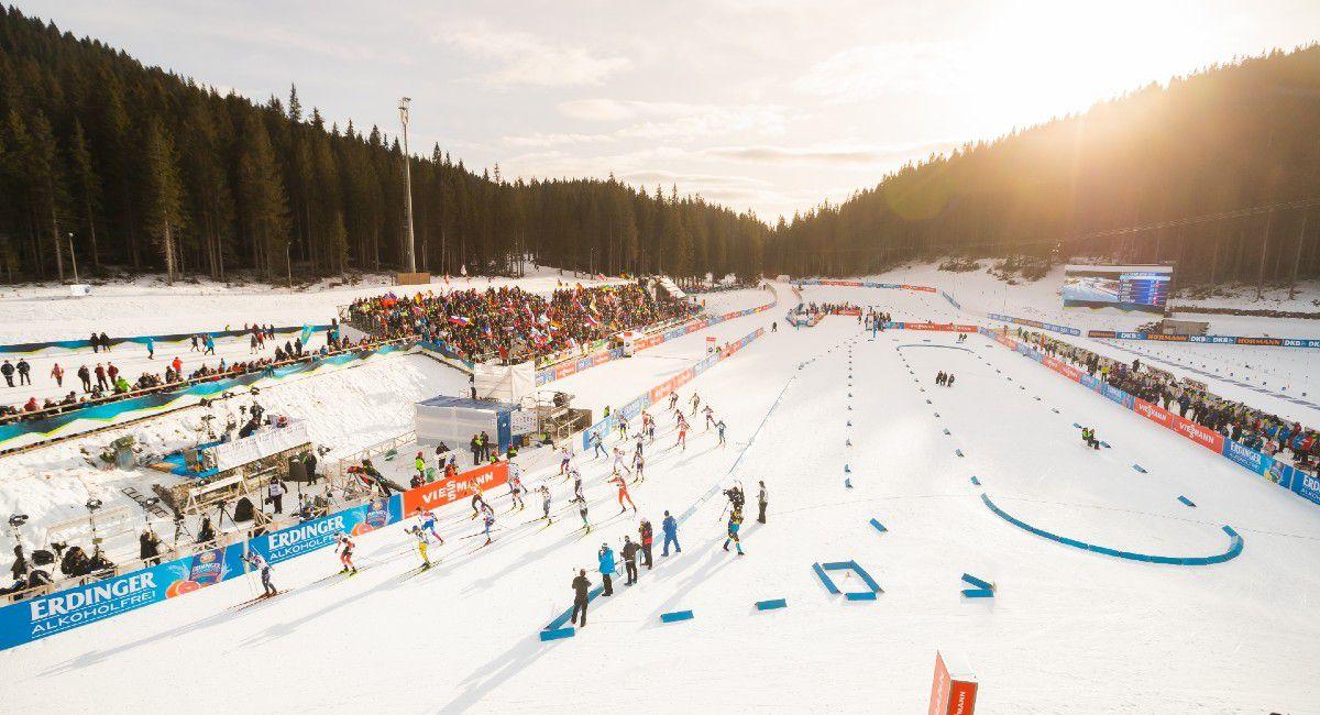 Slovénie: Pokljuka, l'endroit le plus prisé des skieurs