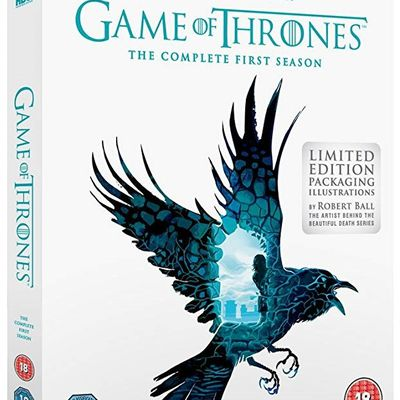 Game of thrones saison 1 en dvd/blu-ray édition limitée