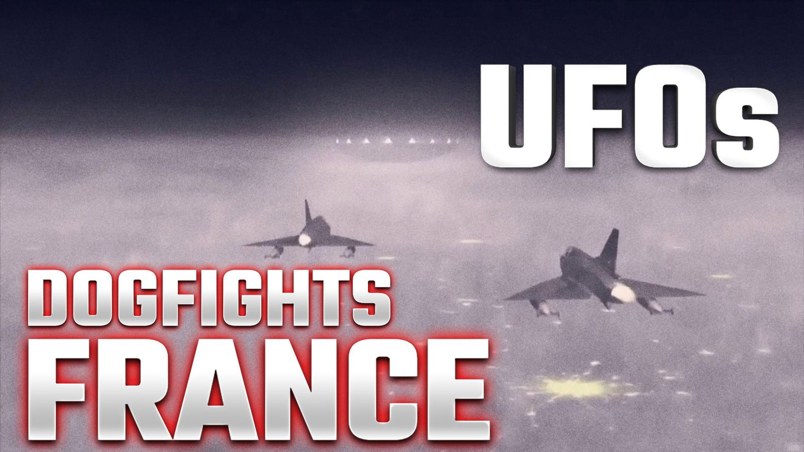 """UFO Sighting News : UFOs in """"Dogfights with military jets above France"""" in 600 sightings 👽"""