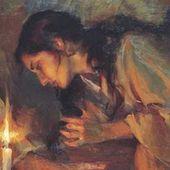 """Lunedì Santo: """"Il profumo di Maria"""""""