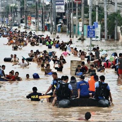 Typhoon Tragedy in Philippines - Bagyong Ondoy