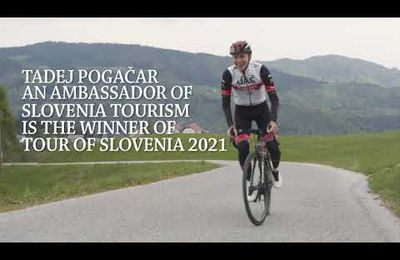 Sport: Tour of Slovenia ended with the victory of the Tadej Pogacar