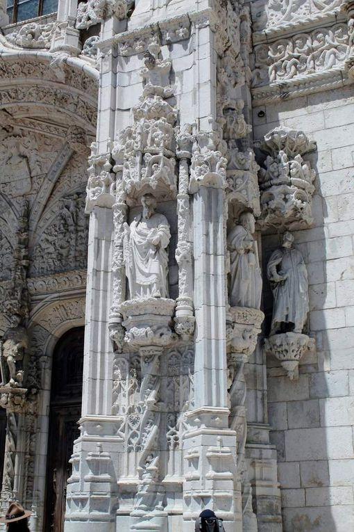 Quel beau quartier de Lisbonne que celui de Belém !