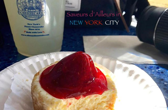 Le Meilleur Cheesecake de New York !