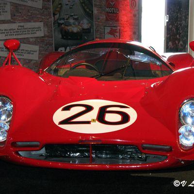 Ferrari 330 P3 / 412 P #0844
