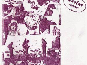 warlus, un groupe monté en 1976 par richard maubert à villepreux avec son ami en duo pascal ducourtioux