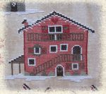 SAL Christmas village étapes 16 à 19