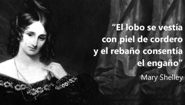 Citas de Mary Shelley