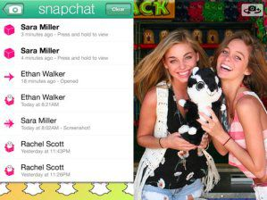 Secao 3 Pictaboo renomeado Snapchat
