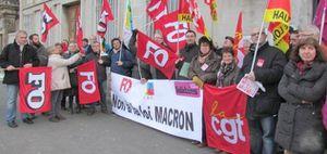 18 février au Puy: coup d'envoi de la grève interprofessionnelle du 9 avril