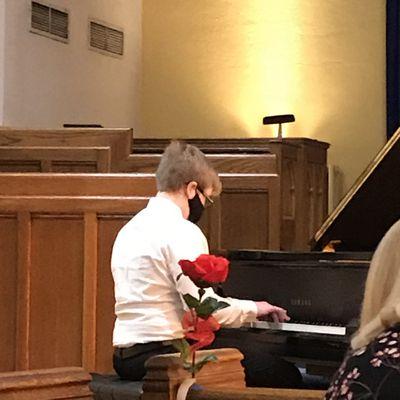 competition de piano