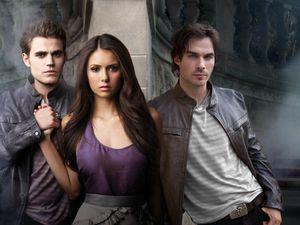Vampire Diaries et Cult : Comic Con 2012