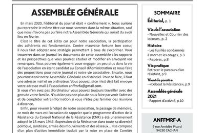 CHATEAUBRIANT, le journal national....