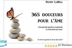 365 douceurs pour l'âme de Nathy LaBell