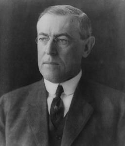 Woodrow Wilson, de Louis Auchincloss (2003)
