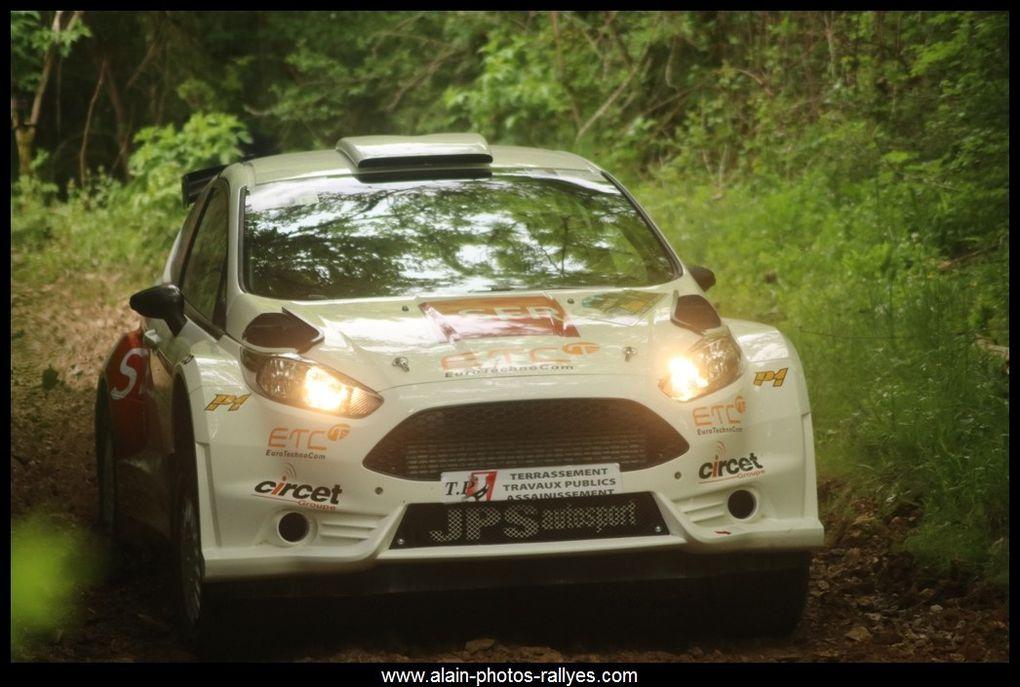 Rallye Castine Terre d'Occitanie 2018