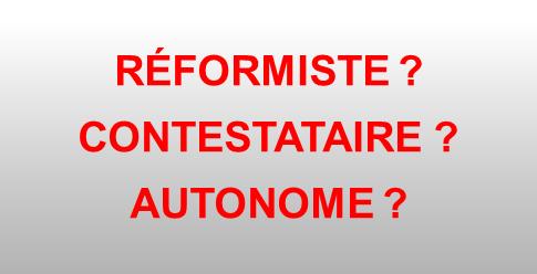 LA CGT EST-ELLE...