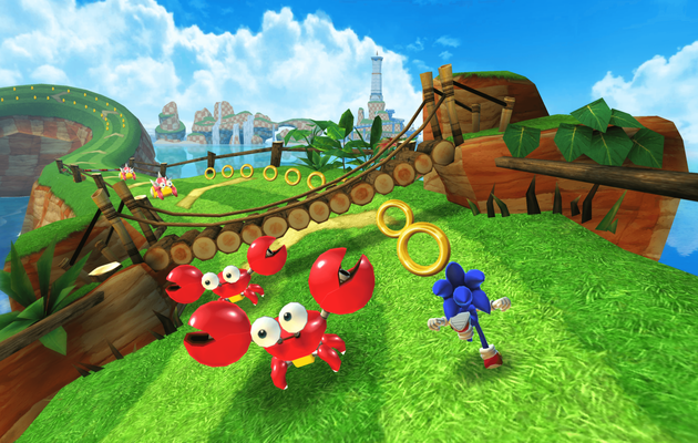 [ACTUALITE] Sonic the Hedgehog - Pour ses 30 ans, plein d'annonces !!!