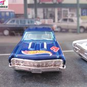 67 CHEVELLE SS 396 HOT WHEELS 1/64 - car-collector.net