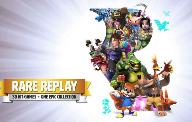 TEST de RARE REPLAY (exclusivité XBOX ONE): une compilation de remasters parfaite?