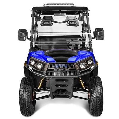 The Safest Procedure to Ride a Rover 200 Golf Cart
