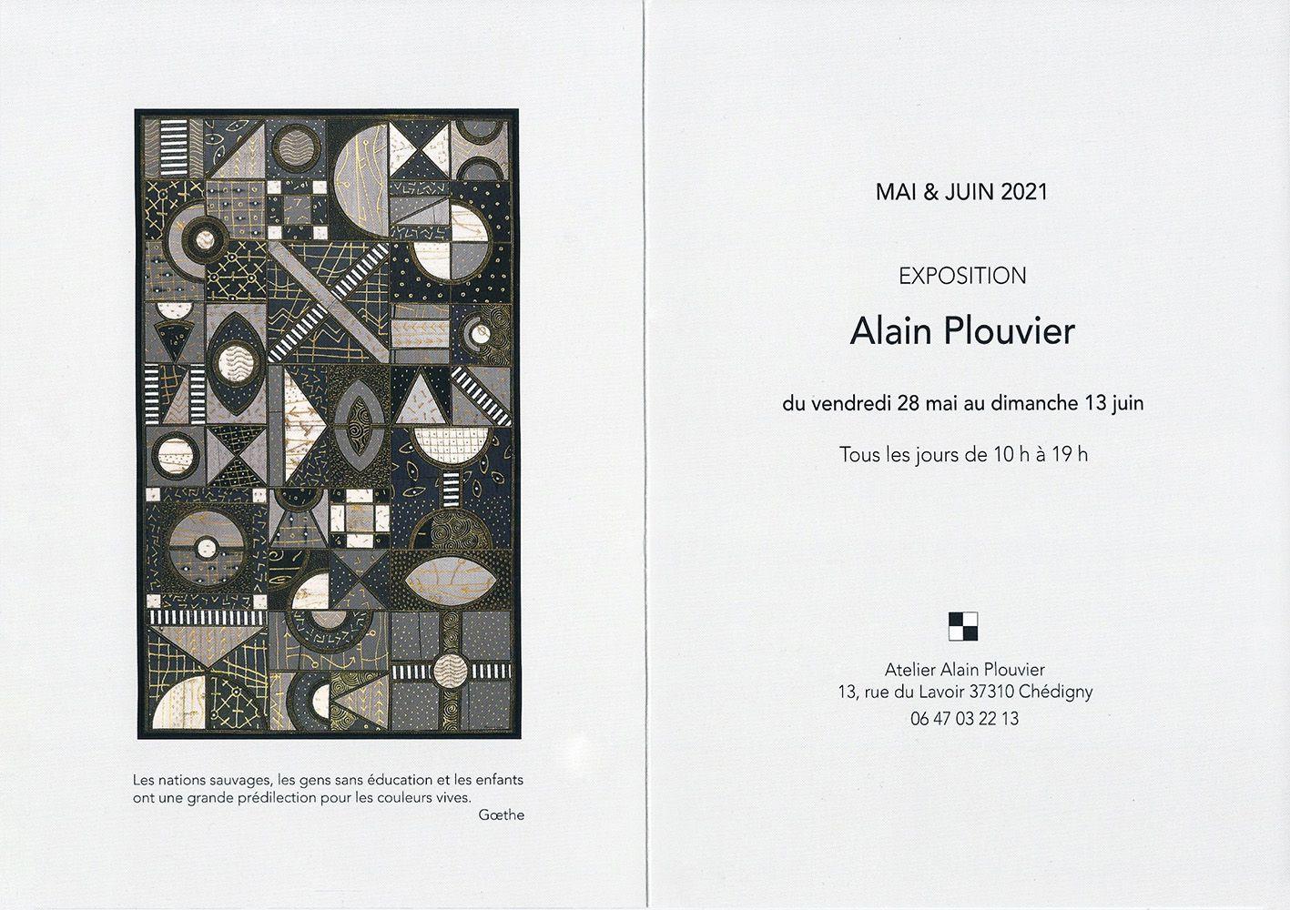 Alain Plouvier et les nations sauvages.
