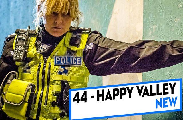 [CLASSEMENT] - 44 - Happy Valley (Saison 2)