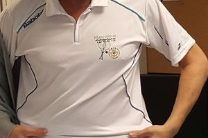 La nouvelle tenue du Club de Tennis