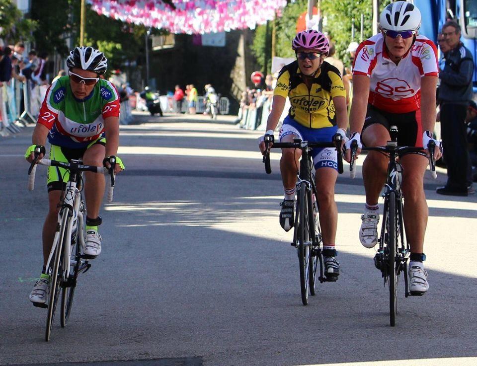 Albums photos des courses féminines du National UFOLEP d eRochechouart (87)