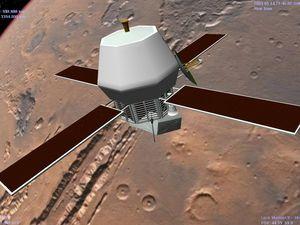 Joyeux anniversaire à la sonde Mariner 9