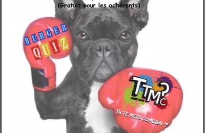 """Soirée Jeux """"A Vous de Jouer"""" Vendredi 21 Décembre"""