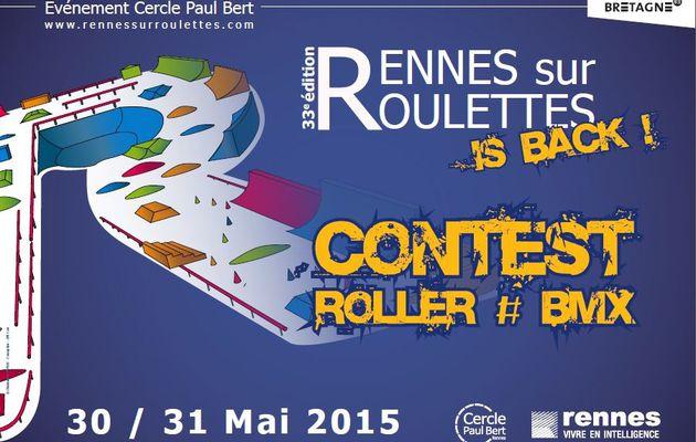 Rennes sur Roulettes 2015
