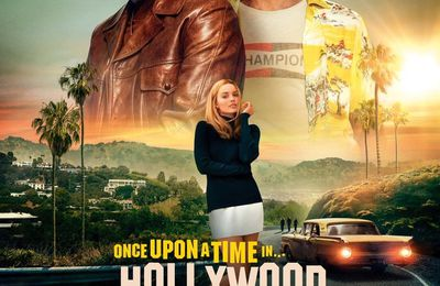 [critique] Once upon a time... in Hollywood
