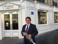 Luis : le luthier vénézuélien adopté par Paris !