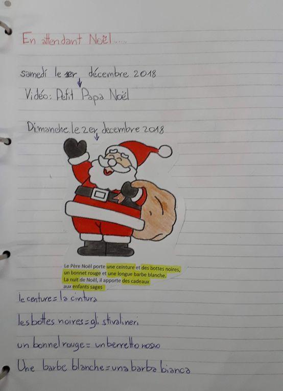 Le Noël 2018 de mes sixièmes