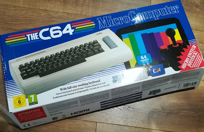 The C64, l'illusion parfaite !